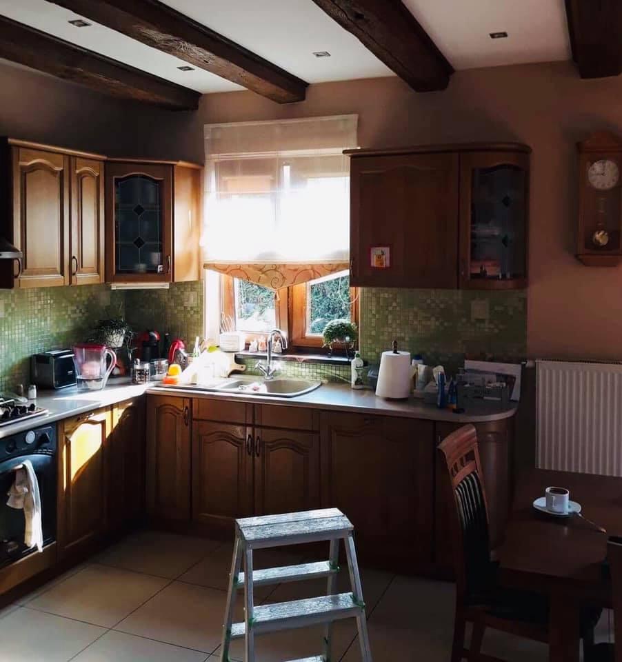 Wymieniamy meble w kuchni - metamorfoza