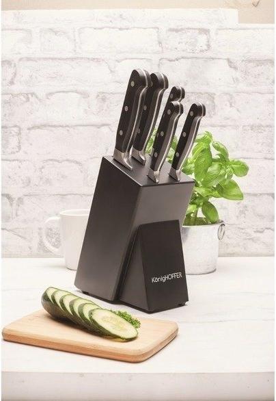 Noże kuchenne? Postaw na wygodny zestaw