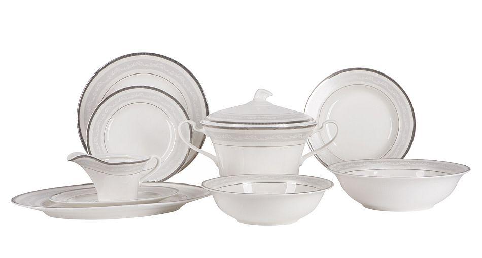 Porcelana - zestaw stołowy BRW