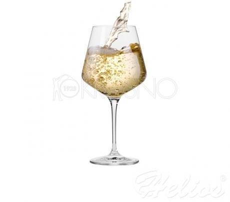 złożone białe wino - kieliszek Helios