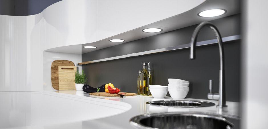 Häfele oświetlenie LED