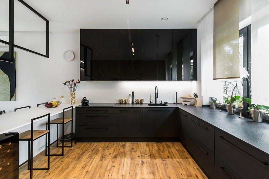 Kolor w kuchni - jak dopasować kolor ścian do mebli