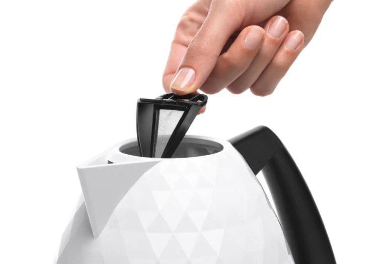 Фильтр против накипи в современном электрочайнике