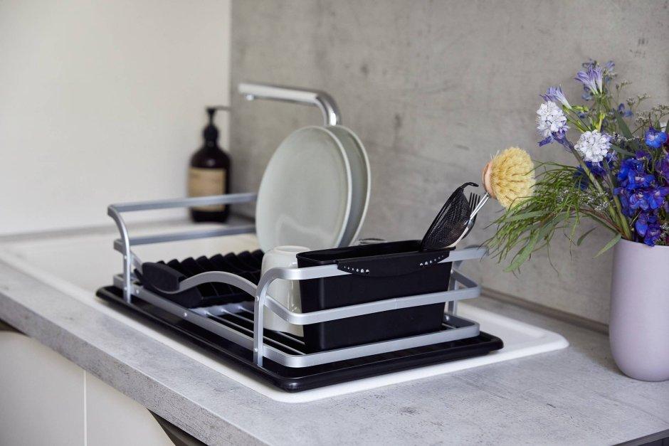 Modny stojak na naczynia