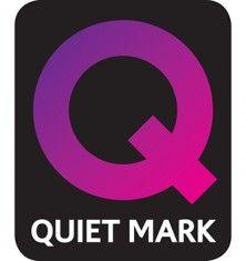 oznaczenie Quiet Mark
