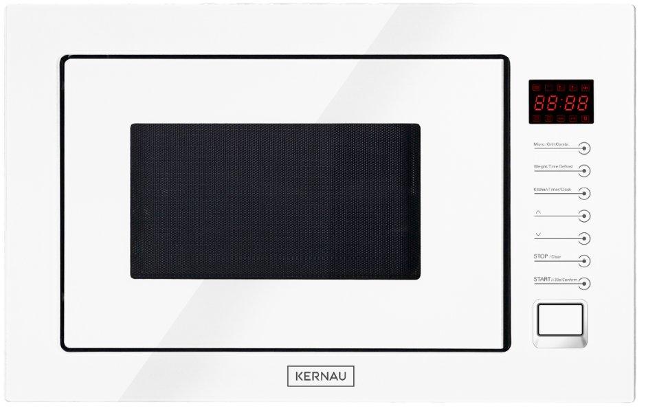 Sterowana dotykowo kuchenka mikrofalowa do zabudowy Kernau