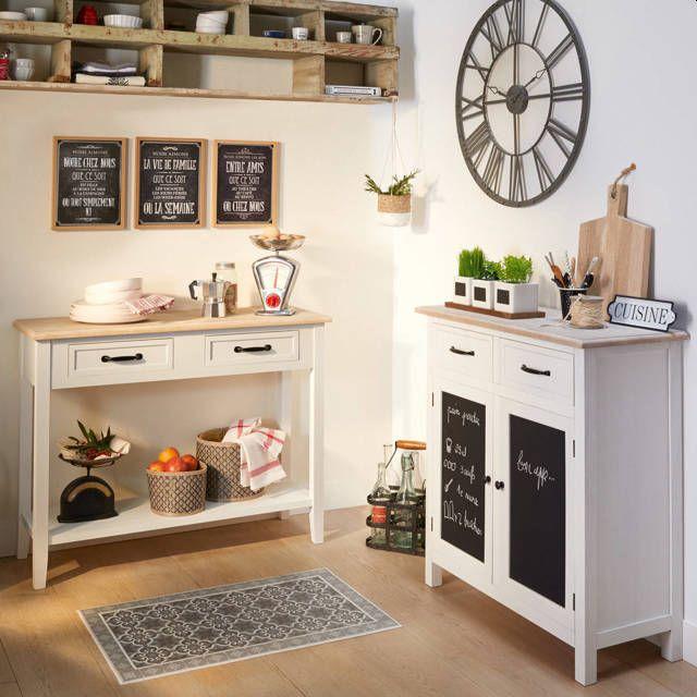 Zegar w kuchni - modne aranżacje